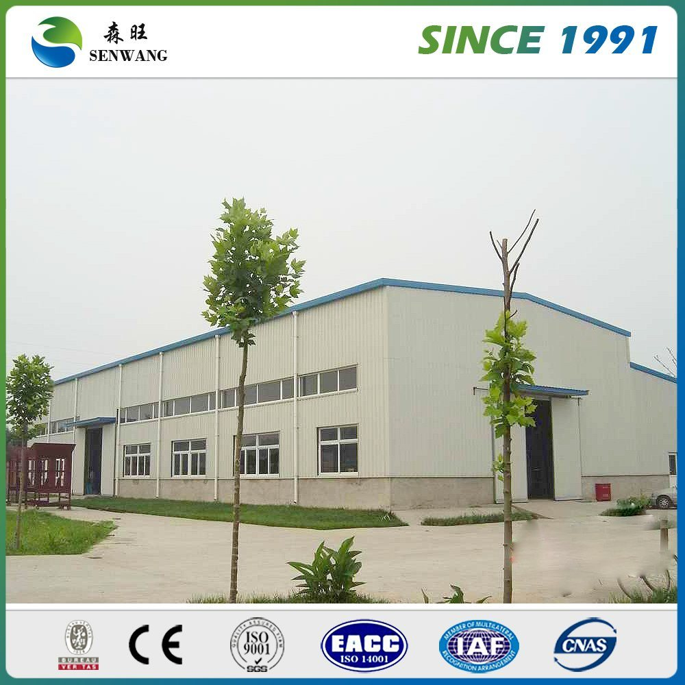 Cheapest Quotation Hangar Prefabricated Steel Structure Building