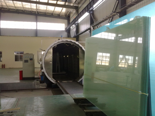 4.38-20.76mm Laminated Glass with ISO & AS/NZS2208