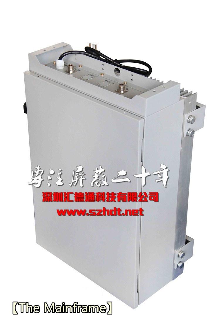 High Power 6-Channel Outdoor Cellular Cellphone 2g 3G 4G GSM CDMA Signal Jammer