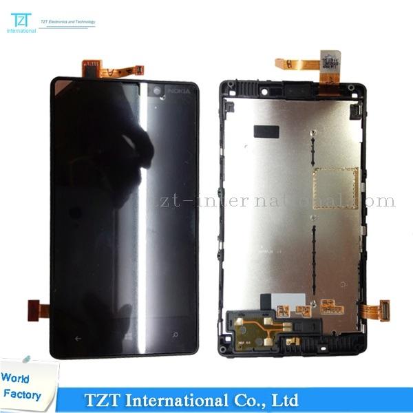 Wholesale Original Mobile Phone LCD for Nokia N820 Display