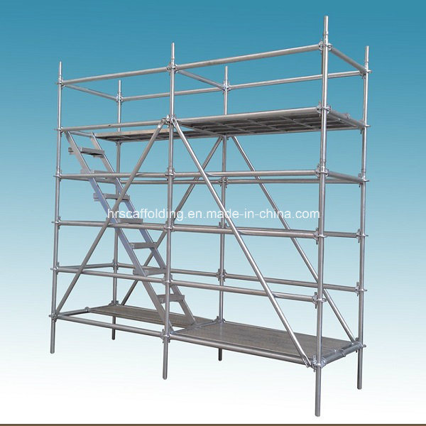 Ringlock Scaffold for Construction A004