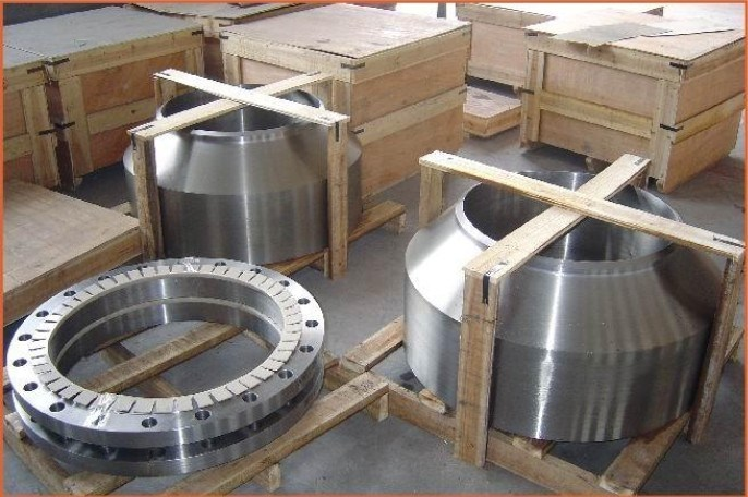 Large Steel Flange