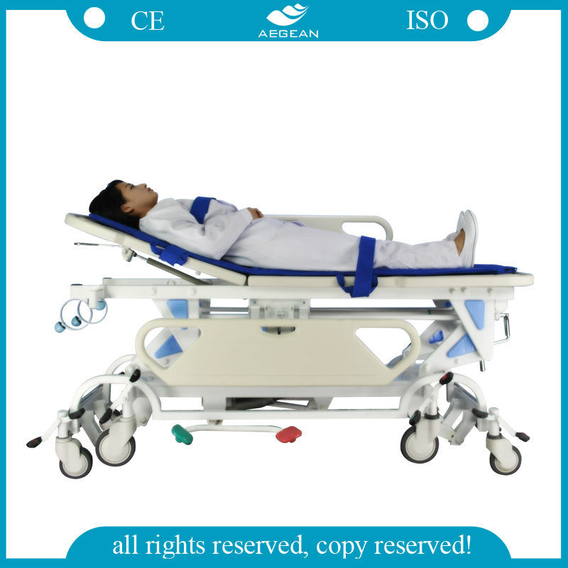AG-Hs021 for Operation Room Exchange Stretcher Trolley