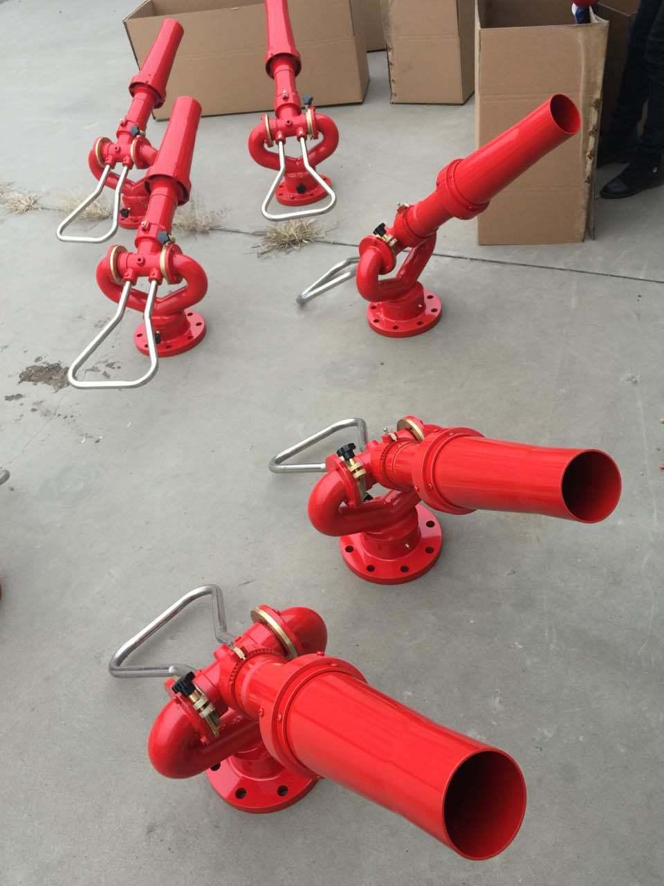 Manual Water/Foam Fire Monitor for Marine