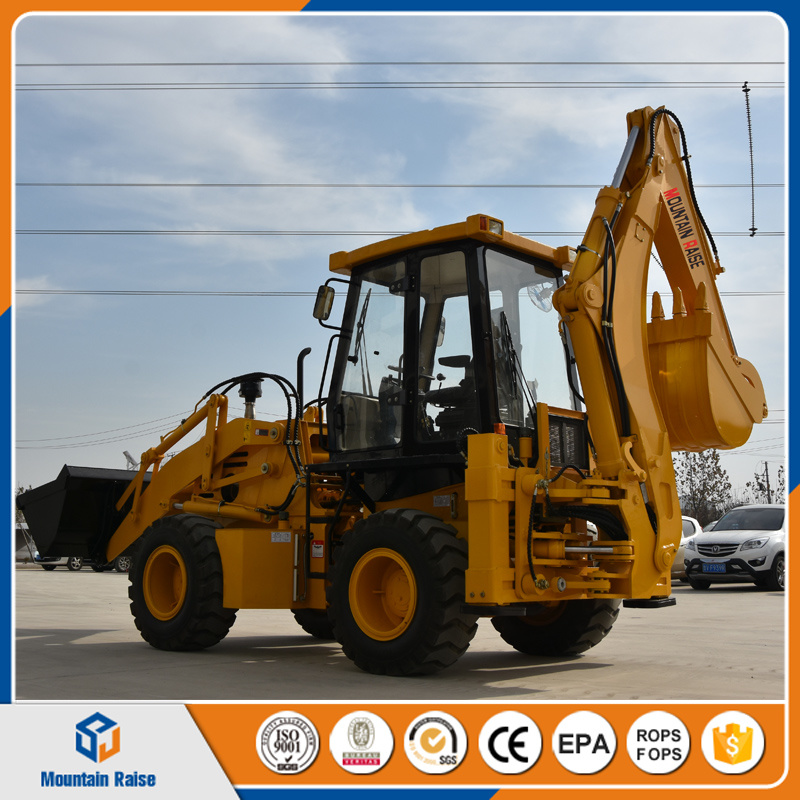 Lowest Price Chinese Manufacture Big Digger 30-25 Backhoe Loader