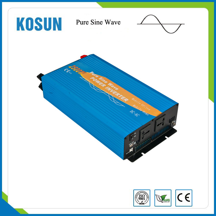 News! ! ! 2016 Model of Inverter 2500watt Pure Sine Wave