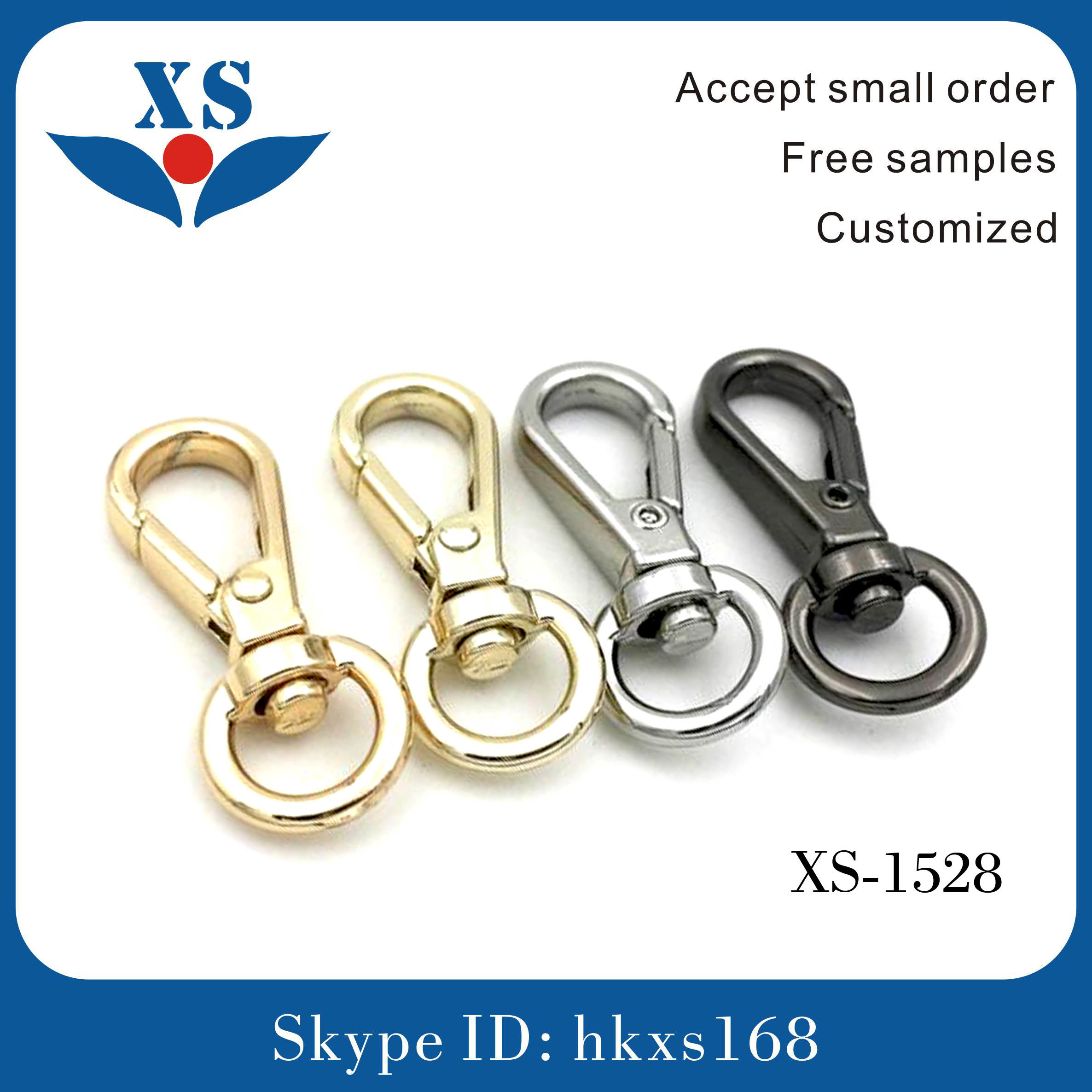 Hot Sale Engraving Metal Handbag Hook
