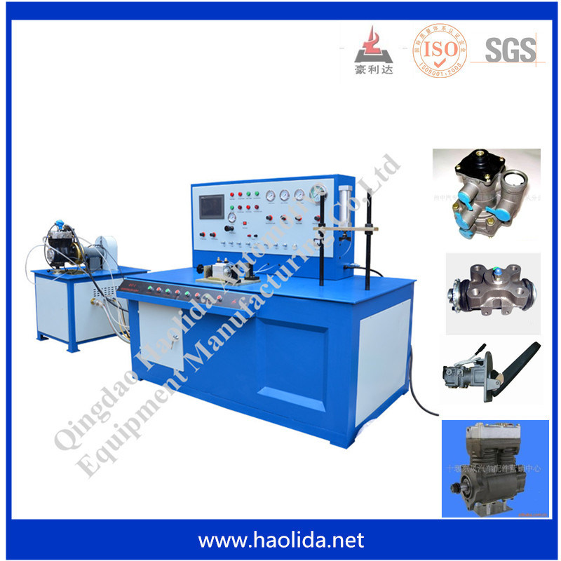 Automobile Air Compressor and Valve Test Bench