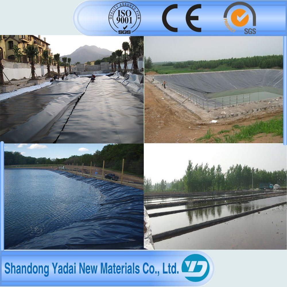 2mm HDPE Geomembrane for Pond Liner Membrane Waterproof