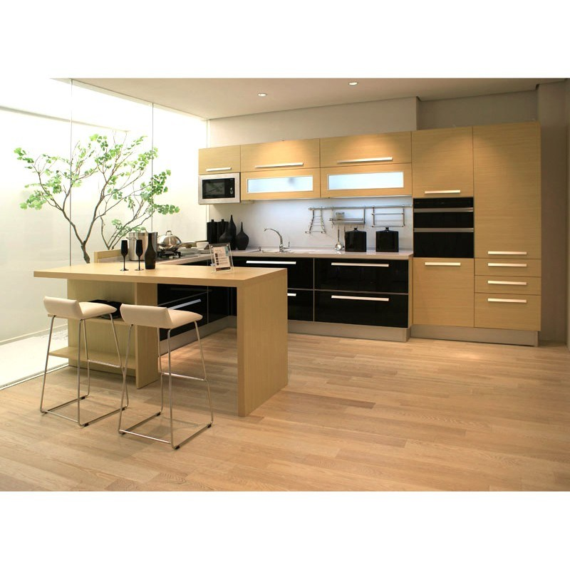 China guangzhou foshan fatory low price wholesale modern for Cheap flat pack kitchen cabinets