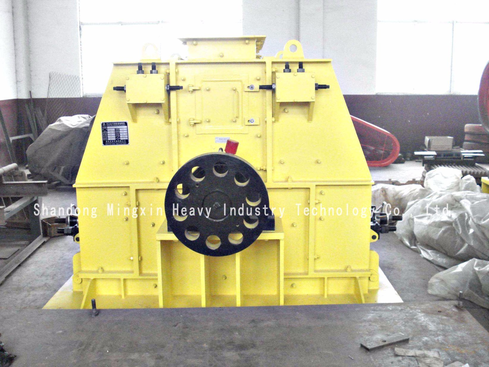 Pcxk Reversible Anti Blocking Material Crusher for Electric Power, Mining