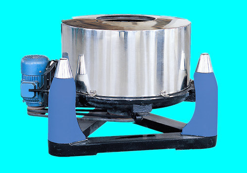 Laundry Water Extractor ~ China semi stainless automatic water extractor for