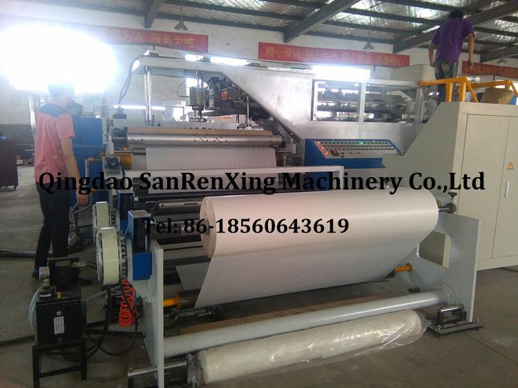 TPU Casting Extrusion Coating Machine
