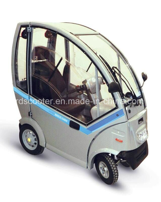 All Weather Mobility Scooter Cabin Scooter X9