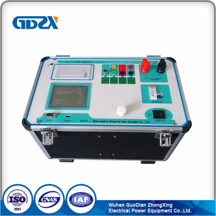 Automatic Instrument Transformer Analyzer CT PT tester