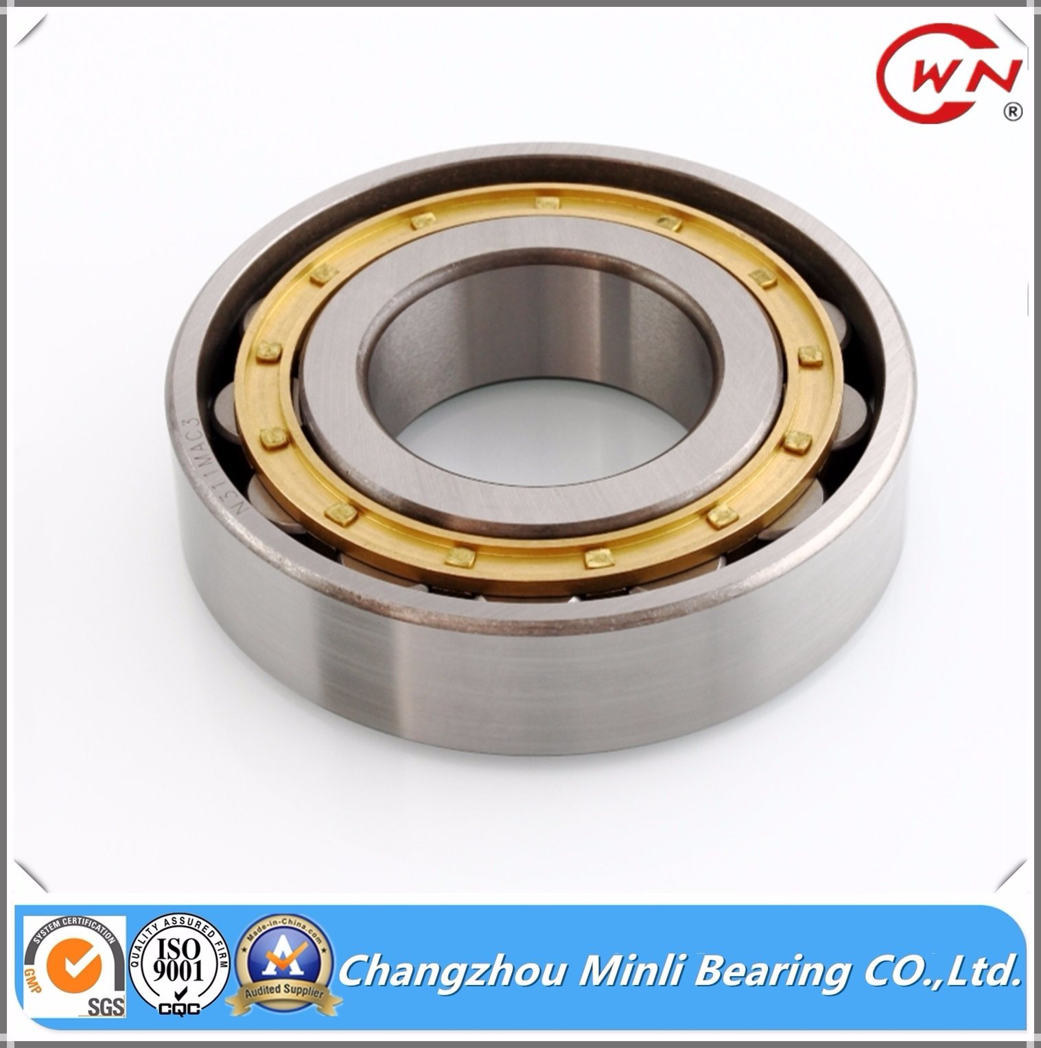 China High Performance Cylindrical Roller Bearing N Series Manufacturer