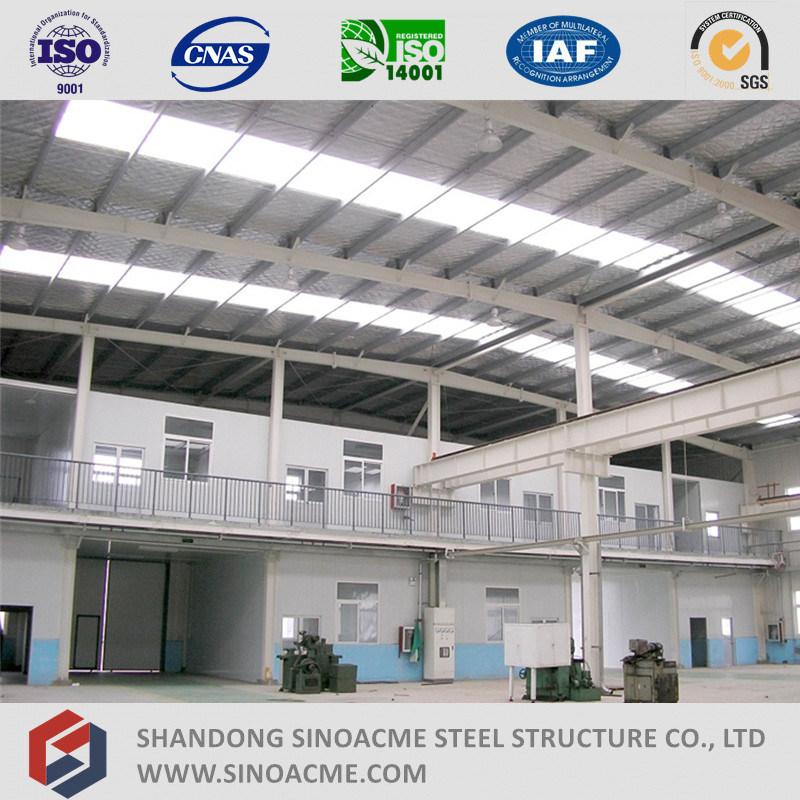 Multiple Story Workshop Steel Structure