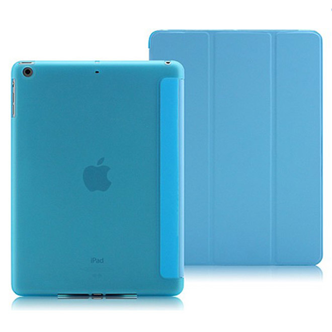 3 Folders Tablet PC Cover for iPad Air (GT-858)