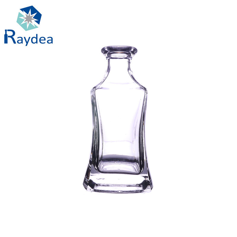 150cc Square Aromatherapy Glass Bottle