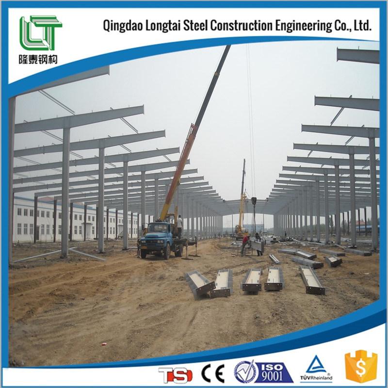 Cheap Prefab Steel Structure