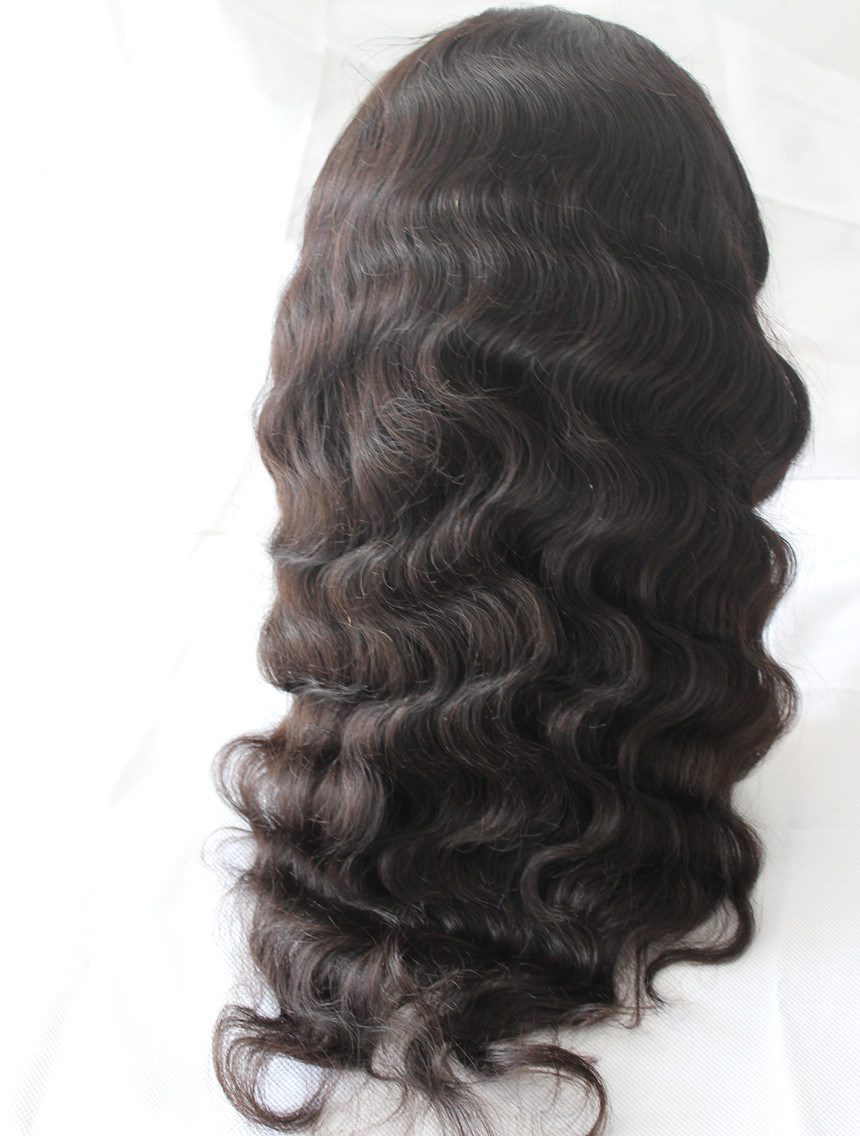 Lace Front Brazilian Human Hair Wig