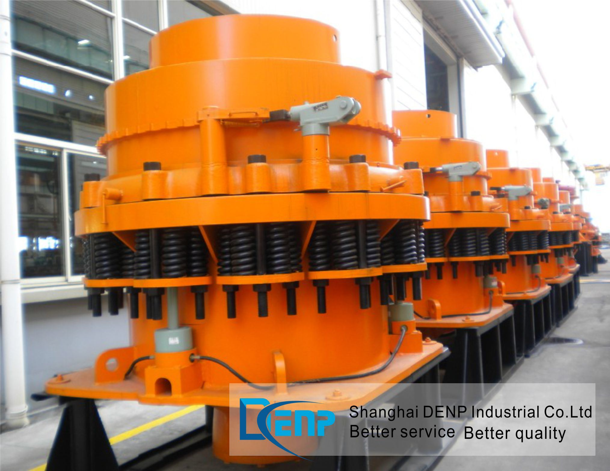 High Quality Dpsb160 Cone Crusher