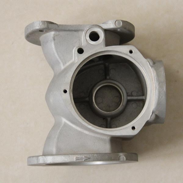Aluminum Valve Body