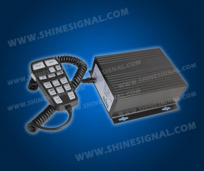 Police Car Alarm System PA Mic Amplifier (CJB803)