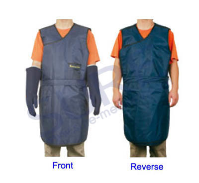 Professional X-ray Protective Lead Apron, Lead Protective Gloves with CE