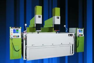 Single/Double Head Large CNC Spark Erosion EDM Machine (CNC-1800)