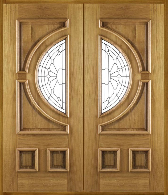 Exterior Wooden Door, Solid Wooden Door, Entrance Door Solid Wood Door