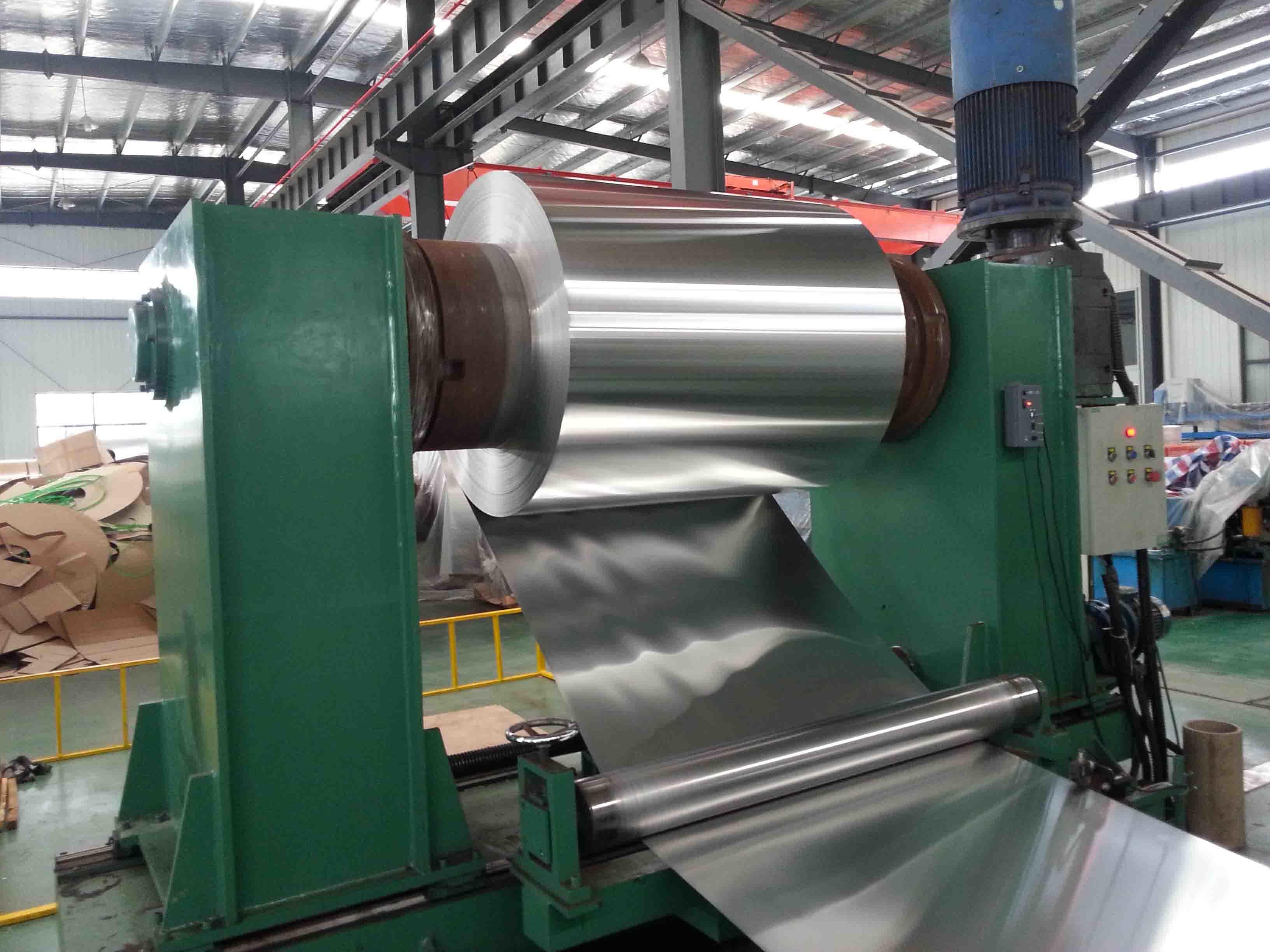 Aluminum/Aluminium Coil/ Coated Coil