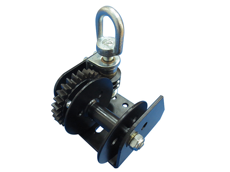 H-12wg Hand Worm-Gear Winch