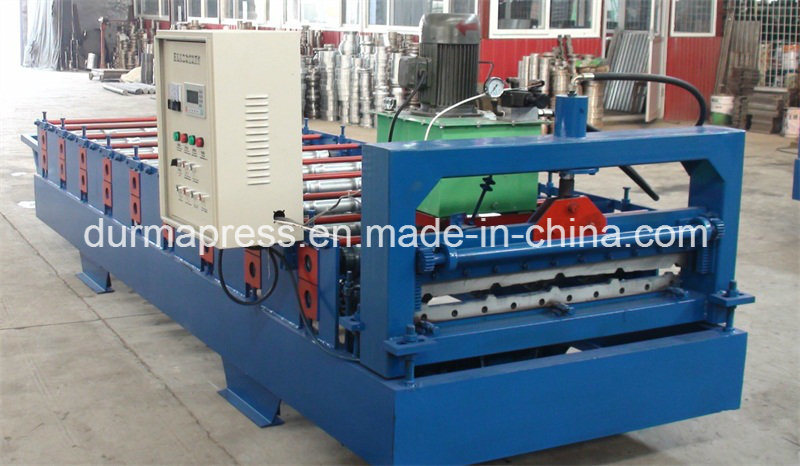 Durmapress Roof Roll Forming Machine for Construction Material