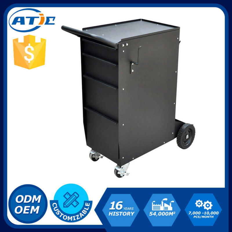 Welding Trolley with Tool Box (XH-WC-3)