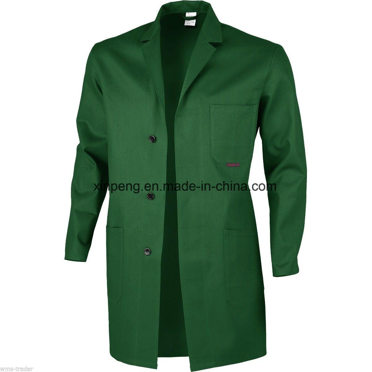 La′b Coat Basic Design with 3 Pockets