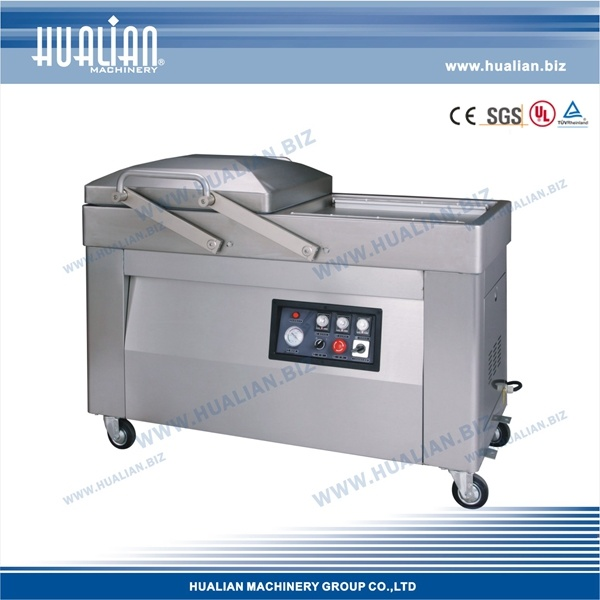Hualian 2016 Vacuum Packaging Machine (HVC-510S/2A)