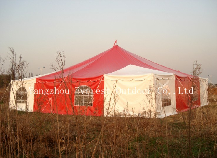 40X40ft Pole Party Tent with Good Quality