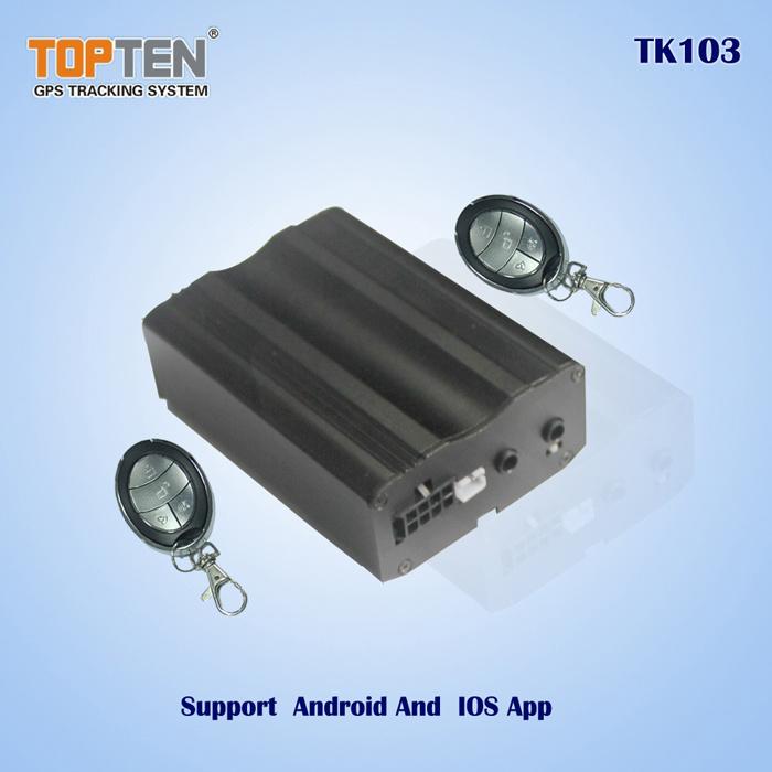 Two Way Talking Car GPS Tacker (TK103-J)