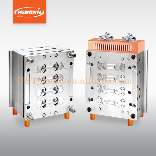 Flip Top Cap Mould (cosmetic)