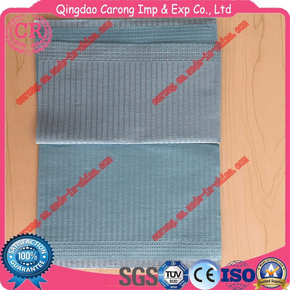 Disposable Paper Plastic Petient Dental Towels