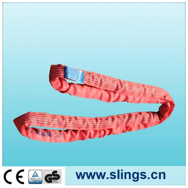 Sln Synthetic Lifting Sling (Tensile Eye Type)