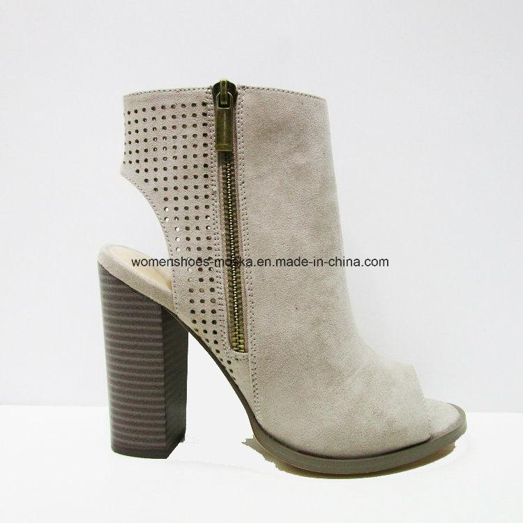 New Fashion Women High Heel Ankle Sandal Shoes Footwear