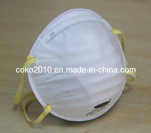 En 149 PP Material Dust Mask