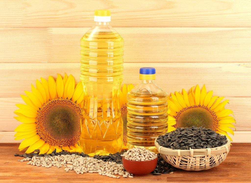 Non-Gmo Cooking Oil Refined Sunflower Oil