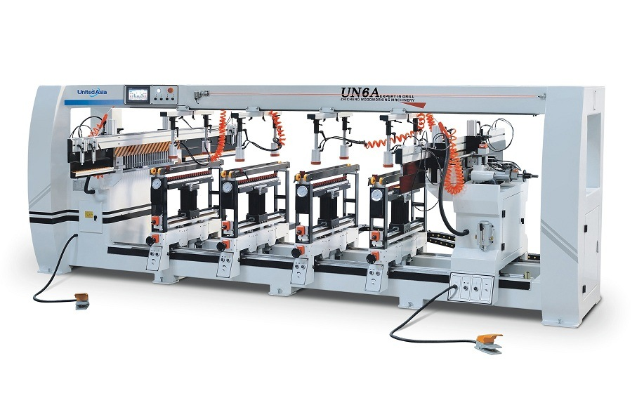 UN6A Six Line Boring Machine
