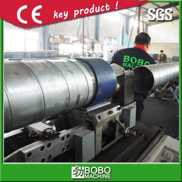 HVAC Spiral Duct Forming Machine Btf-II