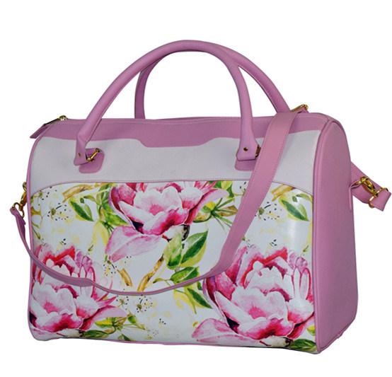 Fashion PVC Handbag with Different Printing