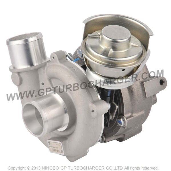 Turbocharger-GT1749V-17201-27030