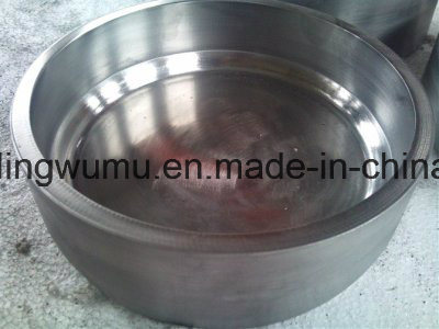 Supply High Purity Forged Tungsten Crucible W Crucible
